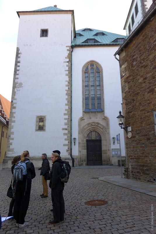 Abb.6: Westfassade