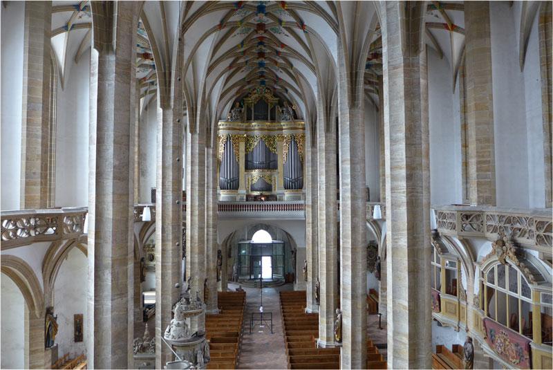 Orgel & Brüstung