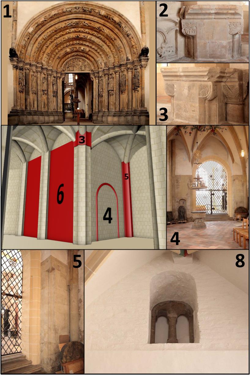 Collage-VorgängerbauDetails